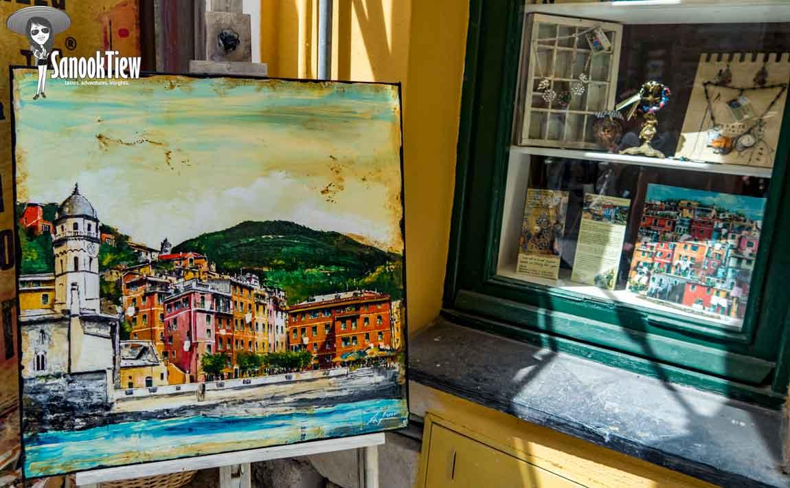 เที่ยว Cinque Terre