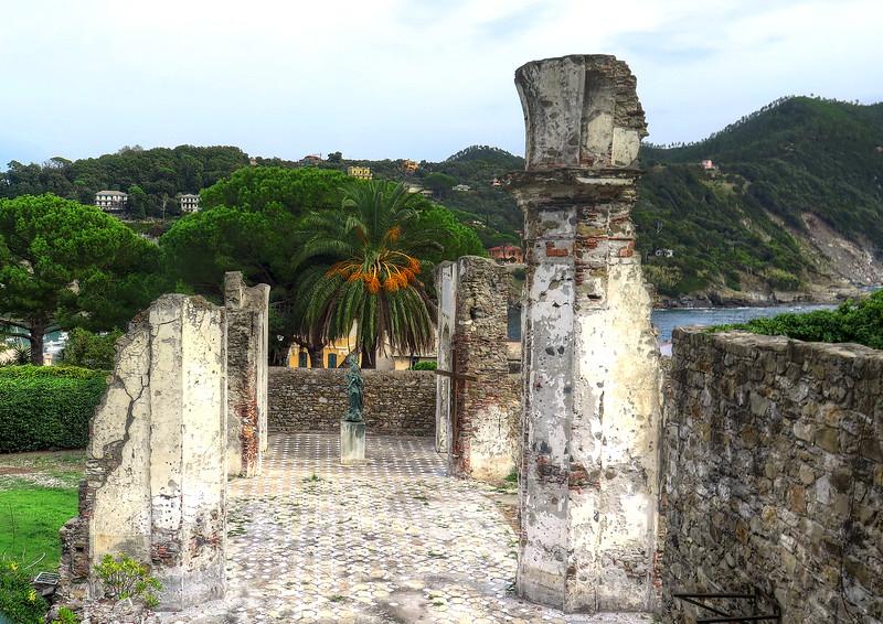 Ruins of Santa Caterina Oratory