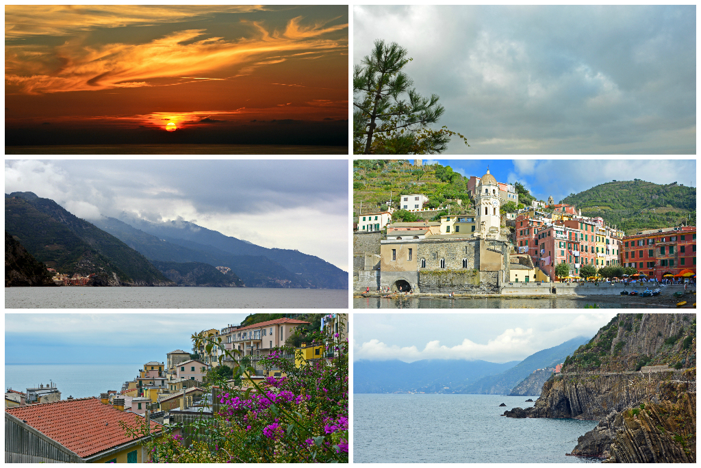 Weather in Cinque Terre Italy