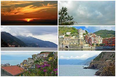 Weather in Cinque Terre - Italy