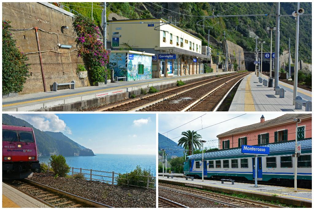 Cinque Terre Train