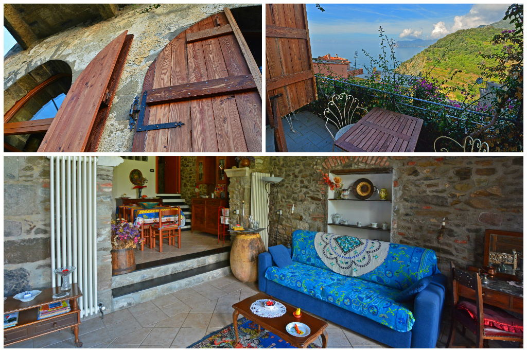 Vacation Rentals in Cinque Terre Italy
