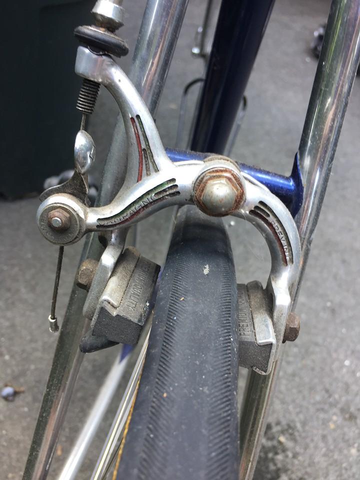 Brakeset