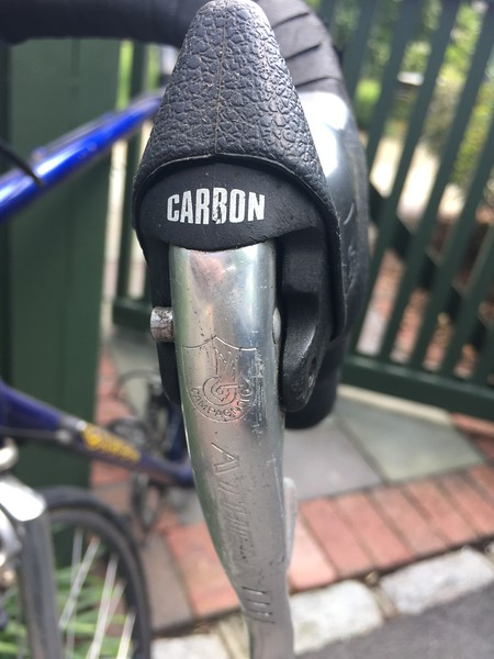Campagnolo Athena Index shifters