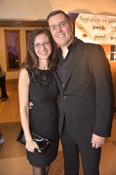 Eric and Effie Marthinsen