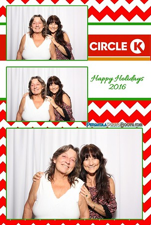 Circle K Holiday Party 12-13-2016