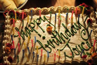 Joyce's Surprise party Sept. 2011