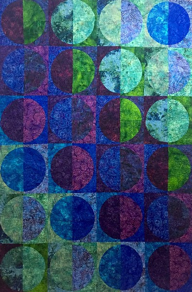 "Moon Shadow - Pattern Available at  <a href=""http://www.saginawstreetquilts.com"">http://www.saginawstreetquilts.com</a>"