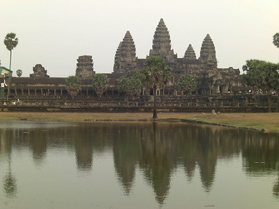 Cambodia - Angkor - Day 1