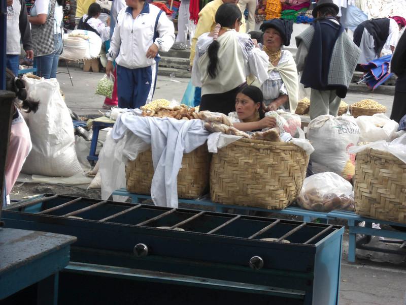 Market bread