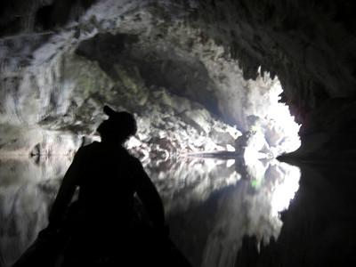 Laos - 7 KM Cave