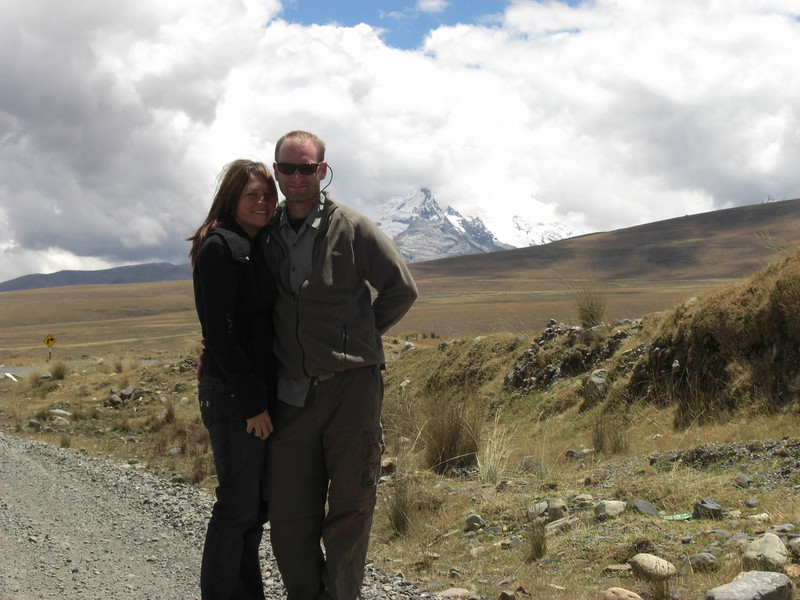 Day trip to the Huascaran National Park