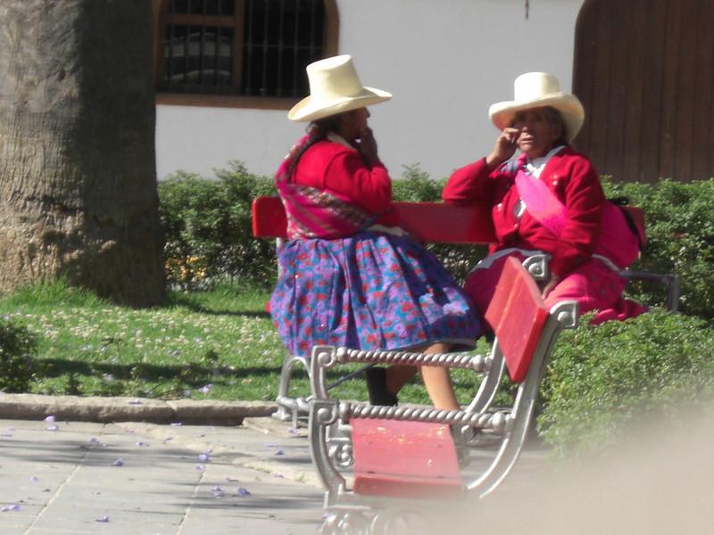 Women in Caraz