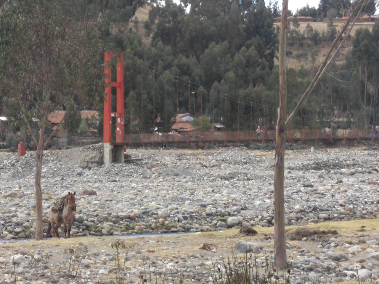 The Golden Gate in Peru