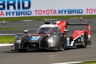 ELMS 4 Hours of Silverstone free practice 1