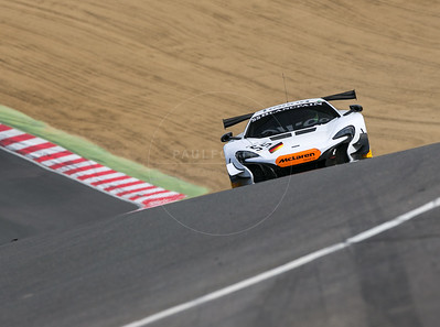 Blancpain GT Series qualifying race