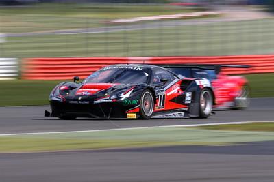 Blancpain GT Endurance Series free practice 1