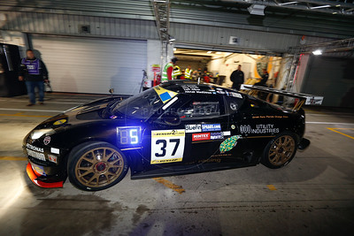 Dunlop 24 Hours night qualifying