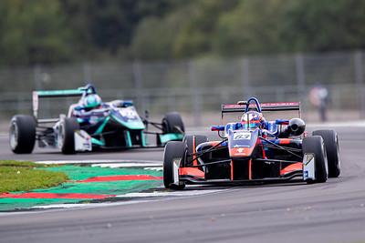 Nicolai Kjaergaard ,Euroformula Open, Silverstone Circuit, Silverstone, Northamtonshire,England