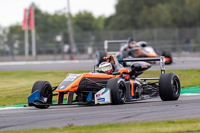 Rui Andrade, Euroformula Open, Silverstone Circuit, Silverstone, Northamtonshire,England