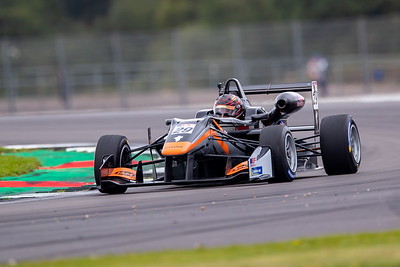 Stuart Wiltshire, Euroformula Open, Silverstone Circuit, Silverstone, Northamtonshire,England