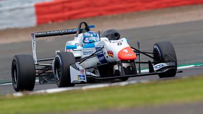 Lukas Dunner, Euroformula Open, Silverstone Circuit, Silverstone, Northamtonshire,England