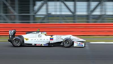 Manuel Maldonado, Euroformula Open, Silverstone Circuit, Silverstone, Northamtonshire,England