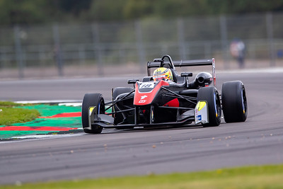 Julian Hanses, Euroformula Open, Silverstone Circuit, Silverstone, Northamtonshire,England