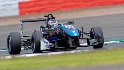 Cameron Das, Euroformula Open, Silverstone Circuit, Silverstone, Northamtonshire,England