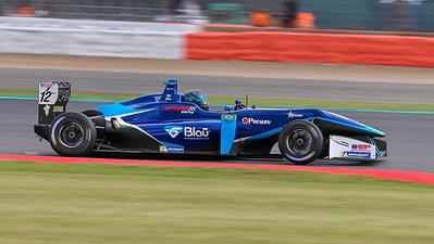 Christian Hahn, Euroformula Open, Silverstone Circuit, Silverstone, Northamtonshire,England