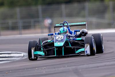 Billy Monger,Euroformula Open, Silverstone Circuit, Silverstone, Northamtonshire,England