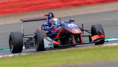 Nicolai Kjaergaard, Euroformula Open, Silverstone Circuit, Silverstone, Northamtonshire,England