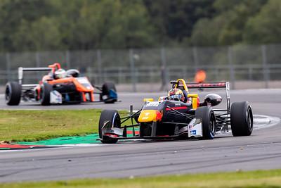 Liam Lawson, Euroformula Open, Silverstone Circuit, Silverstone, Northamtonshire,England