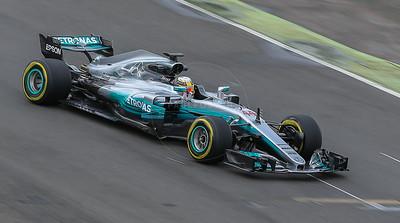 Mercedes AMG Petronas Launch