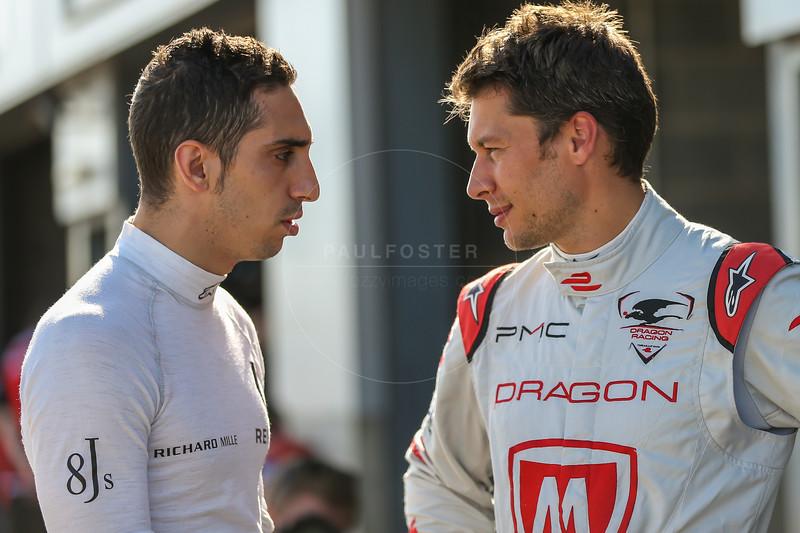 Season 3 Formula e testing