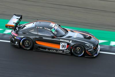 #99 Sports and You PRT Miguel Sardinha PRT Manuel Da Costa PRT Mercedes AMG GT3 GT3 AM, International GT Open, Silverstone Circuit, Silverstone, Northamtonshire,England