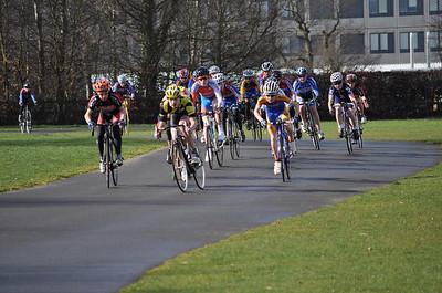 Tudor Grange Circuit Race 1 -2012
