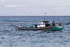 Copra boat