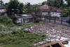 Tsunami-debris,-Banda-Aceh,-Sumatra