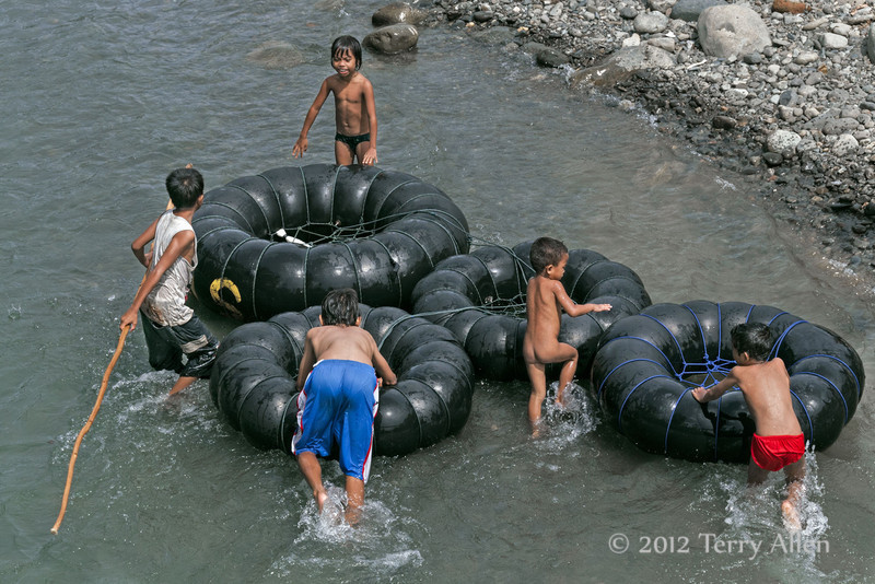 Fun with inner tubes