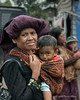 Batak-woman-and-child,-Lingga-Brastagi-North-Sumatra