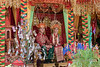 """Craving colour as a change from all that white stuff?<br /> <br /> Bride and groom in traditional dress, Bengkulu, Southwest Sumatra.  Note the money tree on the left of the photo.<br /> <br /> Photos of the Dragon Gate and the British-built Fort Marlborough can be seen here: <a href=""""http://goo.gl/WrXdM4"""">http://goo.gl/WrXdM4</a><br /> <br /> 14/03/14  <a href=""""http://www.allenfotowild.com"""">http://www.allenfotowild.com</a>"""