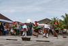 Harvest dance, Krui, West Lampung, Sumatra