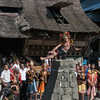 Stone jumper in mid-jump-3, Bawomatuluo village, Nias Island, Sumatra