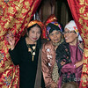"""Three curious women peeking out from behind the curtains at a Minankabau wedding ceremony, Solok, West Sumatra<br /> <br /> Other scenes from the Minangkabau wedding, including the wedding cake can be seen here: <a href=""""http://goo.gl/bosmfT"""">http://goo.gl/bosmfT</a><br /> <br /> 21/09/13  <a href=""""http://www.allenfotowild.com"""">http://www.allenfotowild.com</a>"""