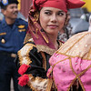 Portrait of a woman bearing gifts, Pagan, West Sumatra
