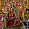 Minangkabau wedding portrait, Cupek, West Sumatra