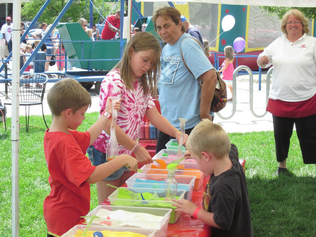. Farmington Founders Day.  At 10 a.m. today, a parade will travel down Grand River Avenue in Downtown Farmington. There will be several activities kids can take part in, such as sand art, a circus and a playground.