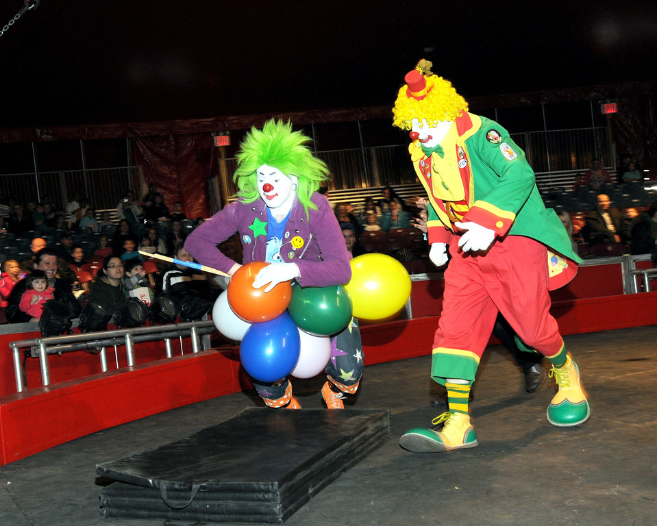 . Shrine Circus will be at the Great Lakes Stater Fair over labor day weekend.
