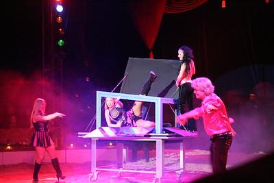 Circus uitje 2015